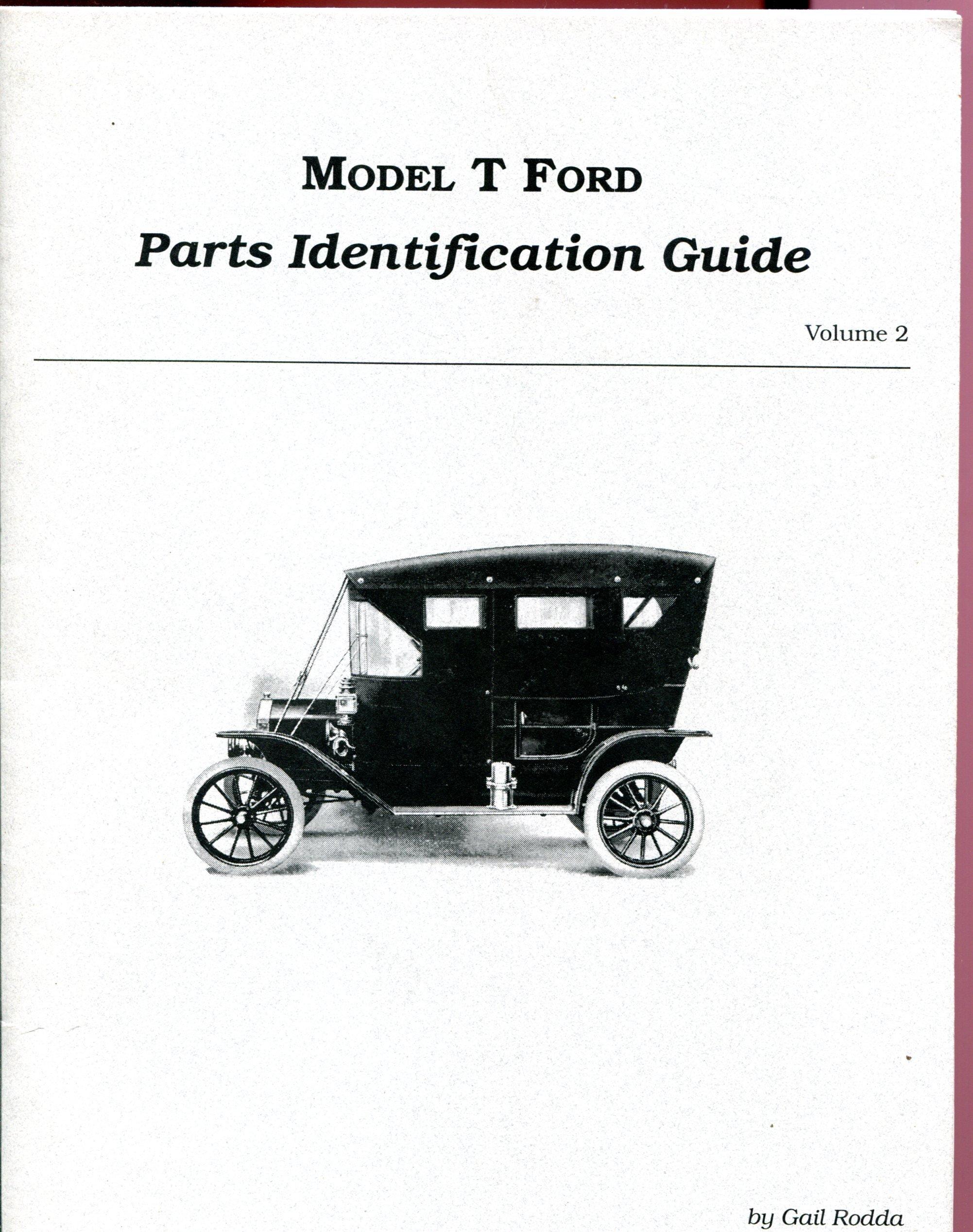 model t ford parts identification guide gail rodda amazon com books rh amazon com Hornworm Identification Guide Hornworm Identification Guide