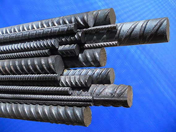 1250 mm /Ø 6 mm 10 St/ück Bewehrungsstahl Betonstahl Moniereisen /Ø 4mm bis 16mm verschiedene L/ängen