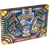Pokemon Kommo-o-GX Collectible Cards