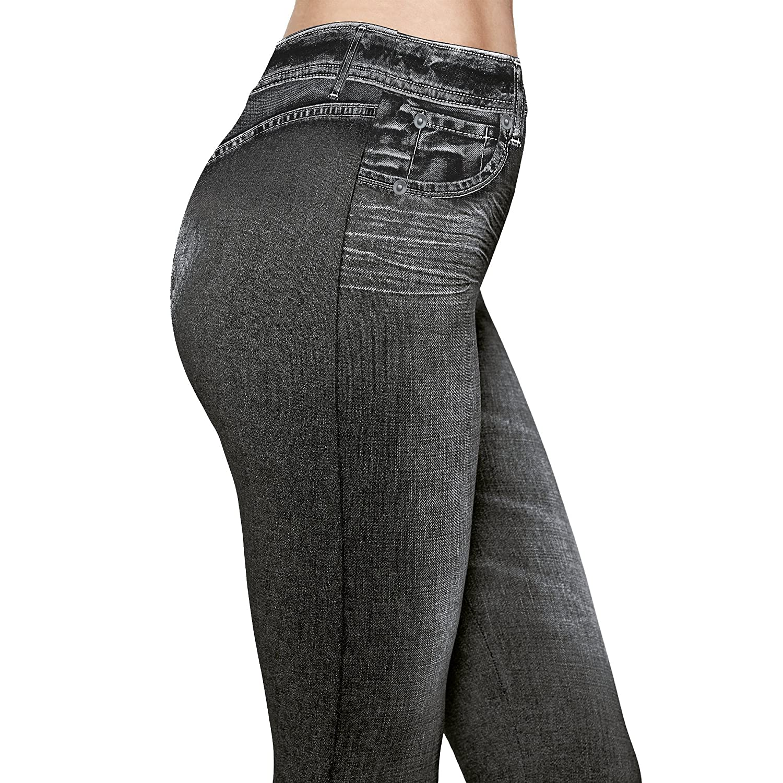 Legging Trim /'N/' Slim. apparence jeans Slim jegging amincissant