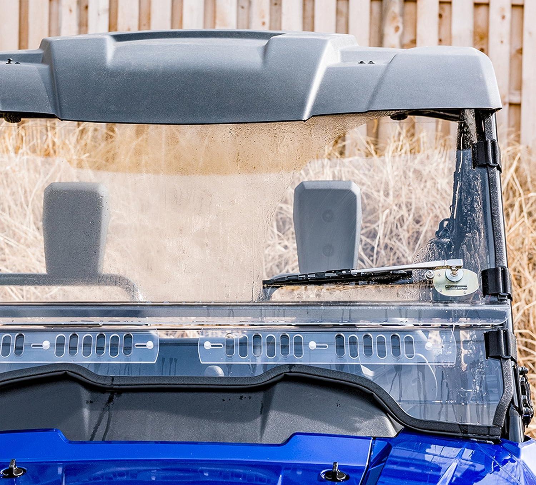 Evolution - Kit de limpiaparabrisas para parabrisas de poliéster con revestimiento duro de 28 cm: Amazon.es: Coche y moto