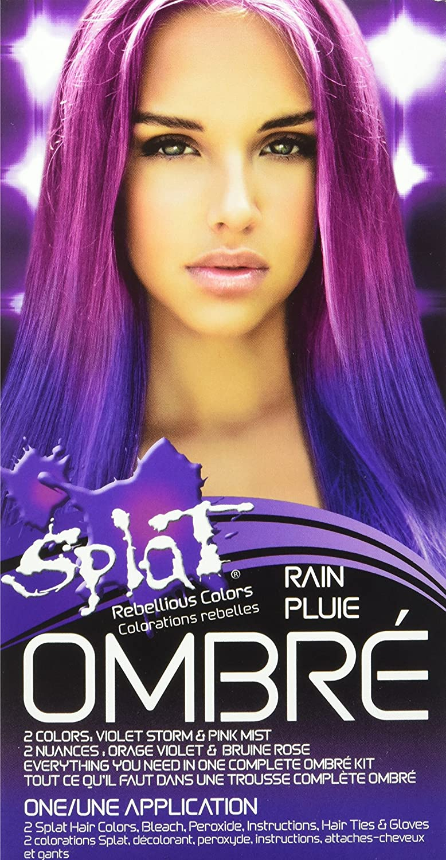 Splat Ombre Kit de lluvia