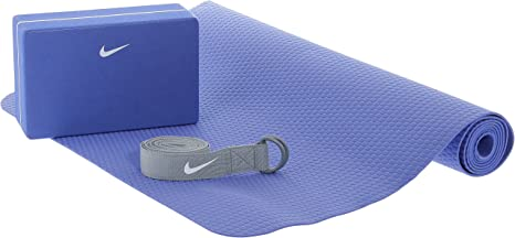 exprimir barco Personas mayores  Nike Essential Yoga Kit: Amazon.co.uk: Sports & Outdoors
