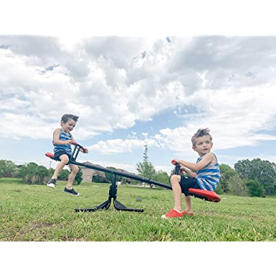 Group Sales Steel Teeter-Totter: Toys & Games
