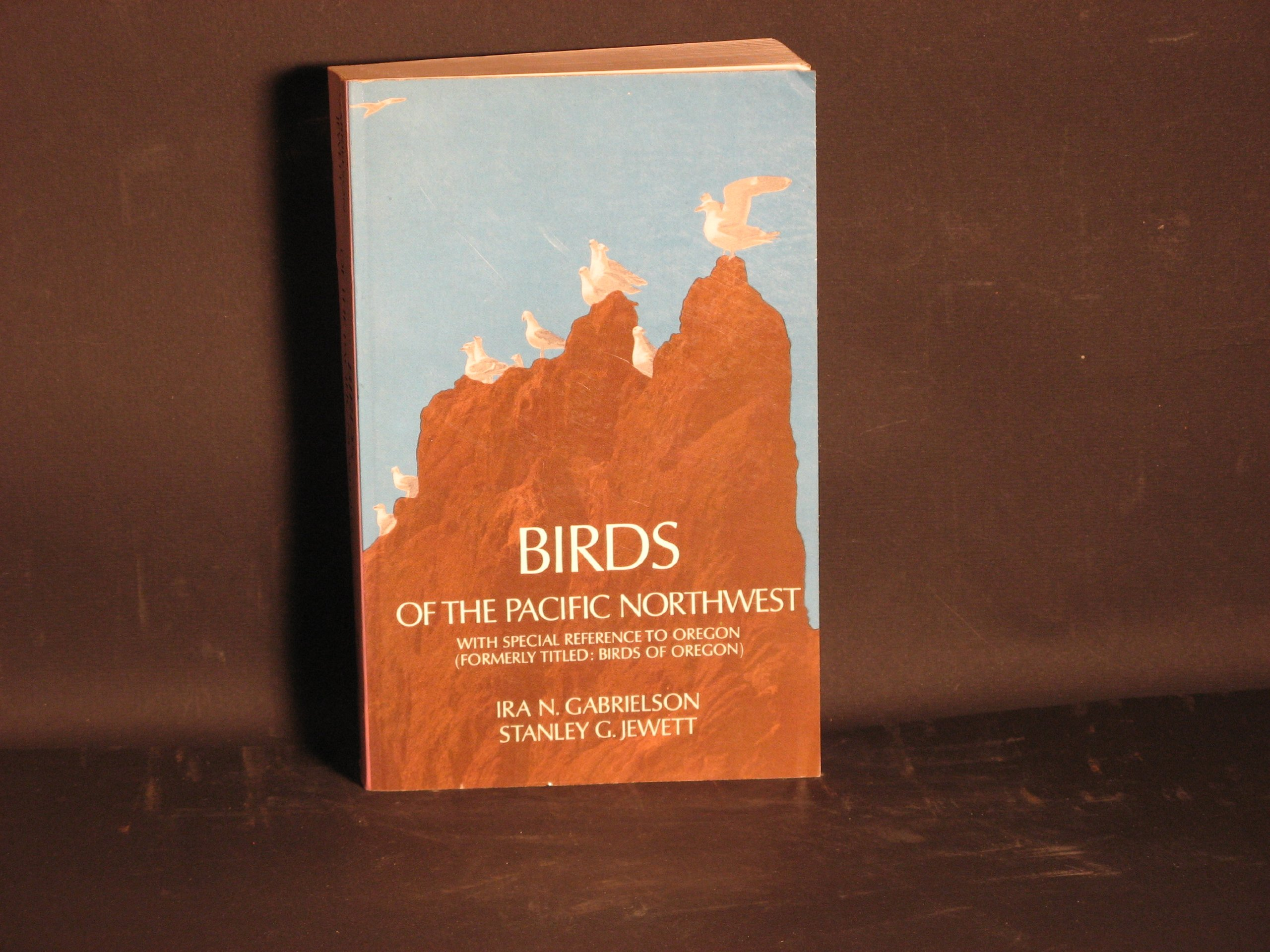 Birds of the Pacific Northwest: With Special Reference to Oregon, Gabrielson, Ira Noel