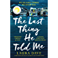 The Last Thing He Told Me: The Reese Witherspoon Book Club Pick