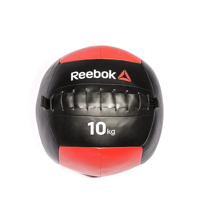 Reebok RSB-10183 - Balón Medicinal Blando, Color Negro, 10kg ...