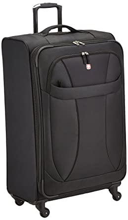 Amazon.com | SwissGear Lightweight Spinner Luggage Collection ...