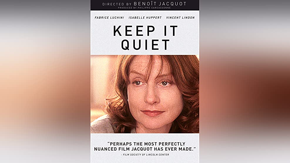 Keep It Quiet (English Subtitled)