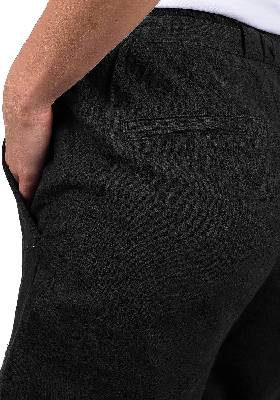 Desires Lina Pantaloncini Chino Shorts Panno Corti da Donna