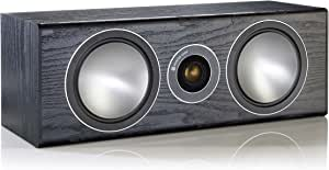 Monitor Audio Bronze Series Center 2 Way Speaker - Black Oak
