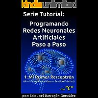 1: Mi Primer Perceptrón con C: Analizado y Explicado con Sentido Práctico (Serie Tutorial:  Programando Redes Neuronales Artificiales Paso a Paso con C)