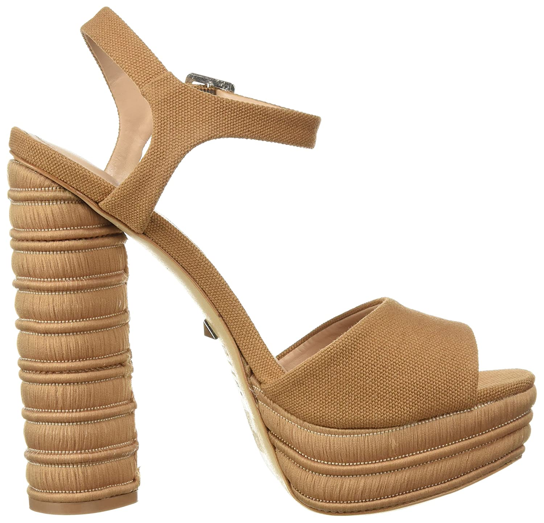 Desert SCHUTZ Womens Jane Heeled Sandal 7.5 M US