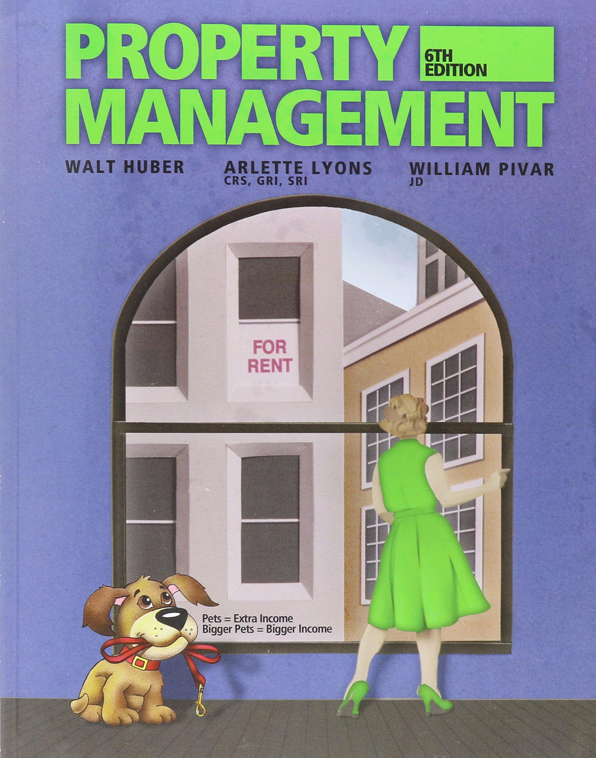 Property Managment Text fb2 book