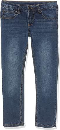 MEK Pantalone Denim Elasticizzato Jeans para Niñas