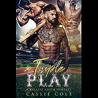 Triple Play: A Sports Reverse Harem Romance (English Edition)
