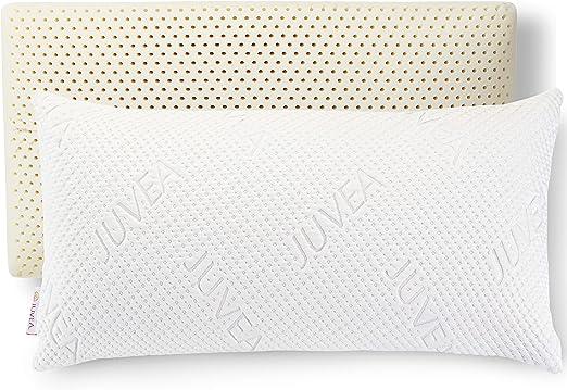 Best Pillow.Amazon Com Juvea 100 Natural Talalay Latex Pillow Ultra Soft