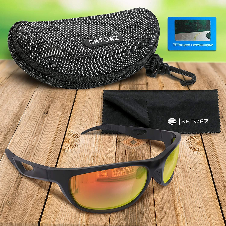 a7d8740df5 Las gafas polarizadas Shtorz tienen un sistema de 7 capas que permite  bloquear los rayos UVA y UV, llegando a ofrecerte una protección total.