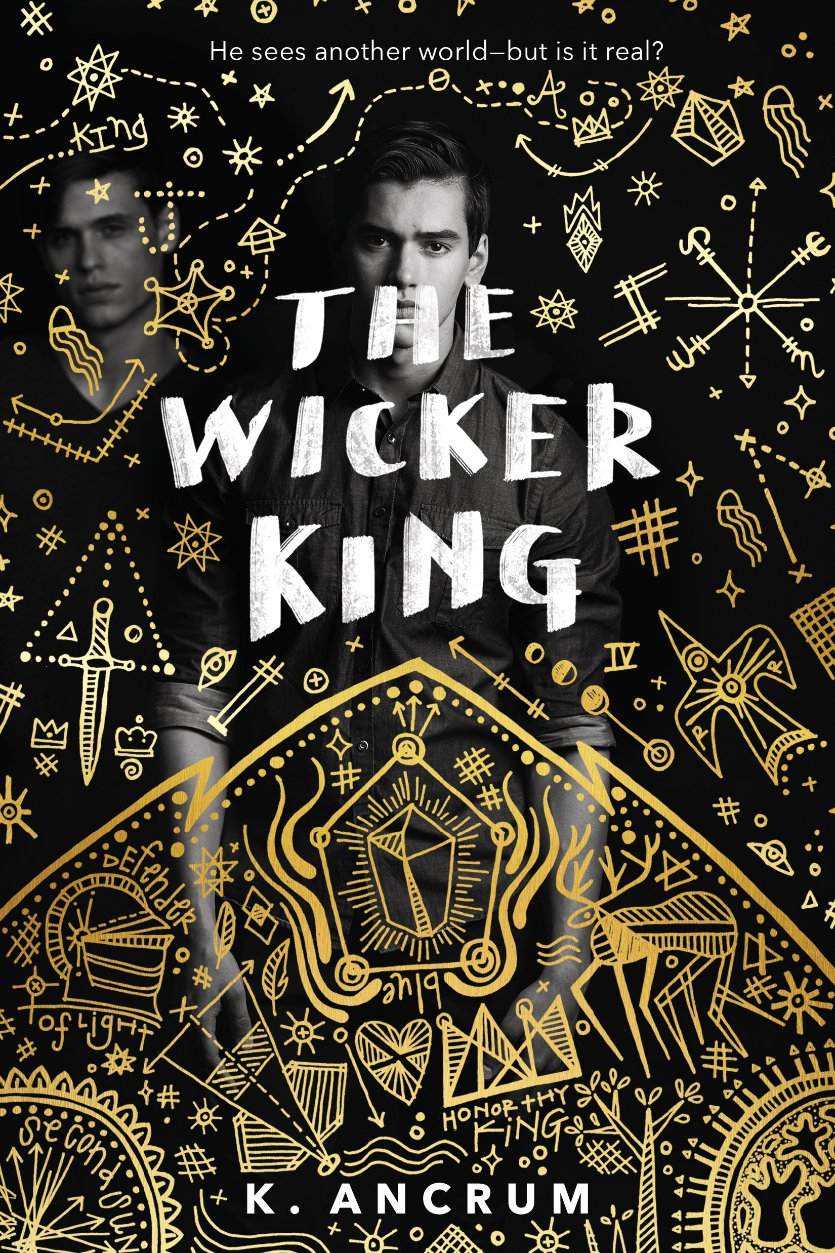 Amazon.com: The Wicker King (9781250101549): Ancrum, K.: Books