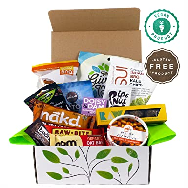 Fantastic snacktastic hamper gift box vegan gluten free fantastic snacktastic hamper gift box vegan gluten free negle Image collections