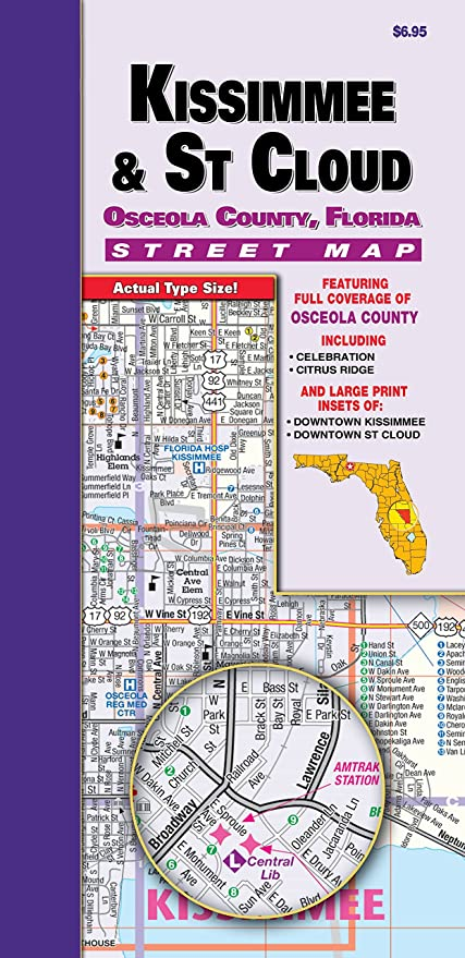 Kissimmee Fl Maps Streets on kissimmee neighborhood map, kissimmee area map, kissimmee street names, kissimmee area attractions, kissimmee florida, kissimmee downtown map,