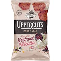 KETTLE Beetroot and Ricotta Uppercuts Corn Tapas 8 Pack, 8 x 1200 g