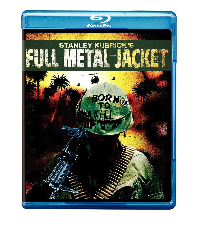 Amazon Full Metal Jacket Blu Ray Stanley Kubrick Movies Tv
