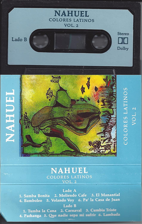 NAHUEL - Colores Latinos Vol 2 - Amazon.com Music