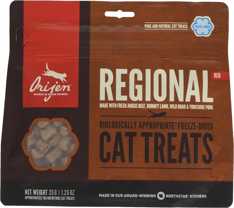 Orijen Feline Adult Regional Red 35Gr 35 g