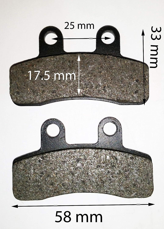 Bp021/Plaquettes de frein pour 110/CC 125/CC Dirt bike