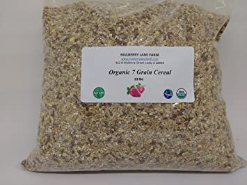 Amazon 7 seven grain cereal 13 pounds thirteen lbs usda 7 seven grain cereal 13 pounds thirteen lbs usda certified ccuart Choice Image