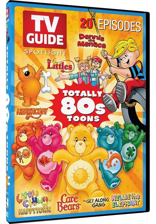 Amazon com: TV Guide Spotlight: Totally 80s Toons: TV Guide