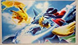 Masters of trade Pikachu vs Lucario Pokemon TCG
