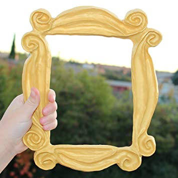 FRIENDS TV Yellow Peephole ♥♥ FRIENDS FRAME ♥♥. #1 Replica. As : friends door - pezcame.com