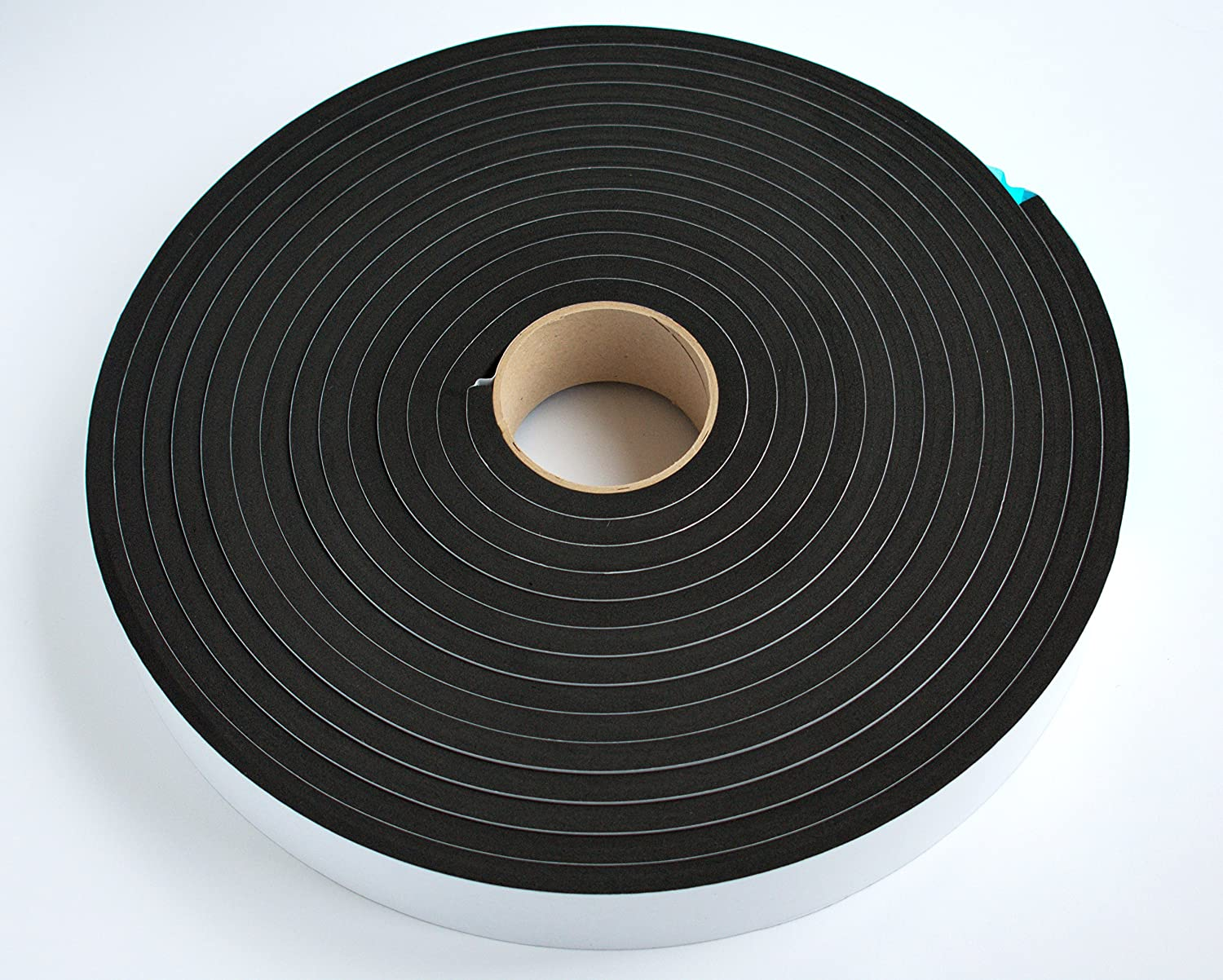 Acoustic / Soundproofing Resilient Tape - 25mm width x 10mm thick x 10m length Reemo