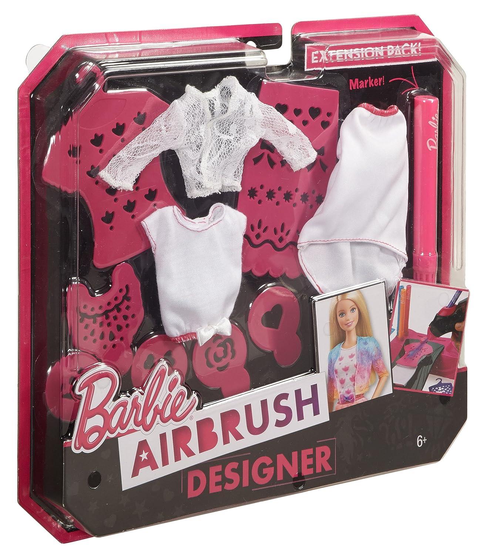 Accessoires Cmj63 Barbie V/êtements Cr/éation Design Rose