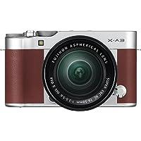 Fujifilm Fotocamera X-A3 con Obiettivo XC 16-50 mm f3.5-5.6  OIS II Kit