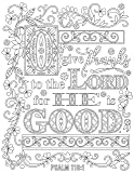 Be Blessed! Adult Coloring Books: A Fun, Original