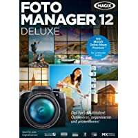 MAGIX Foto Manager 12 Deluxe [Download]