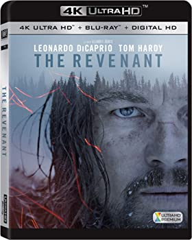 The Revenant (4K Ultra HD + Blu-ray + Digital HD)