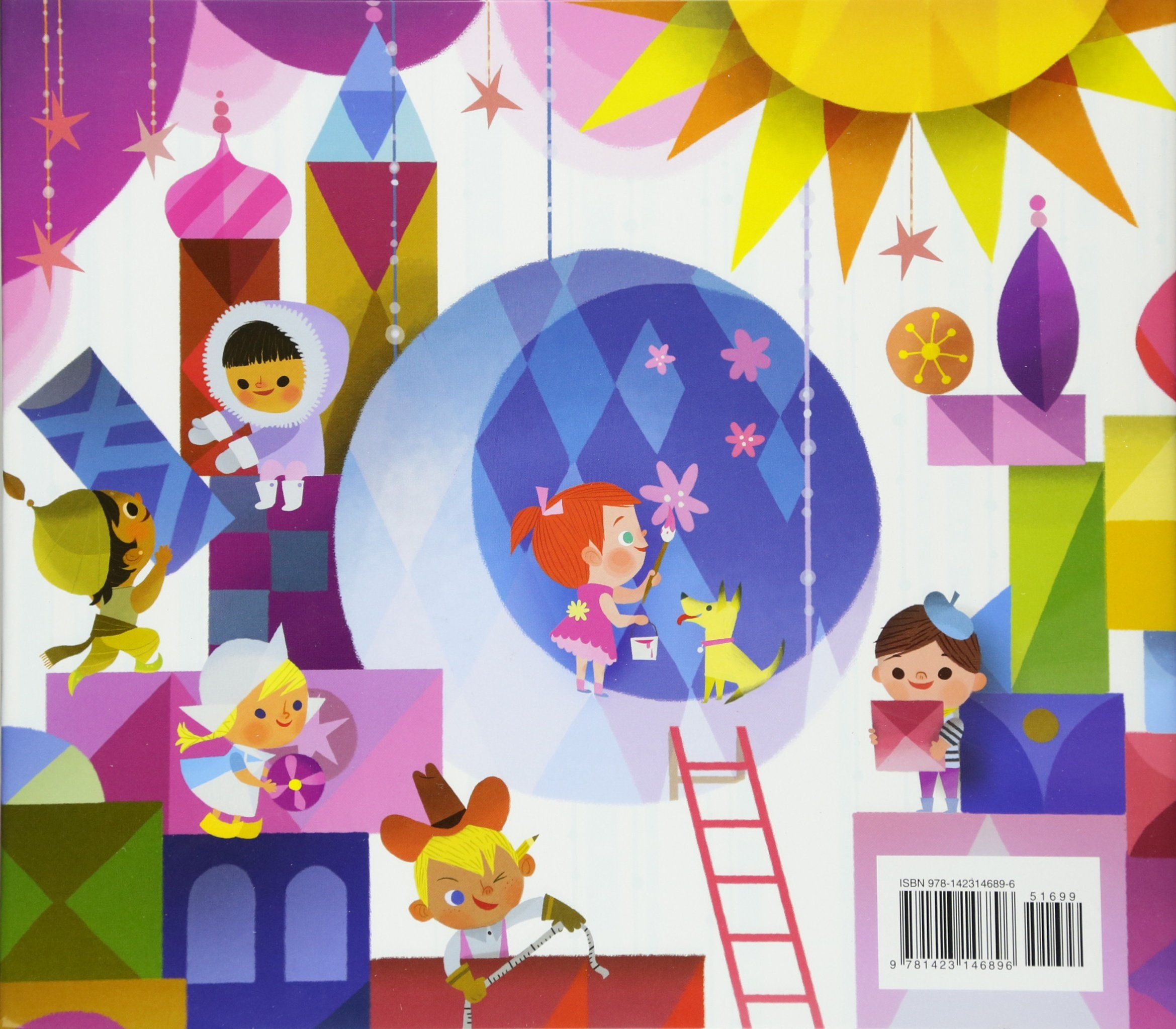 Disney parks presents its a small world richard m sherman disney parks presents its a small world richard m sherman robert b sherman joey chou 9781423146896 amazon books fandeluxe Image collections
