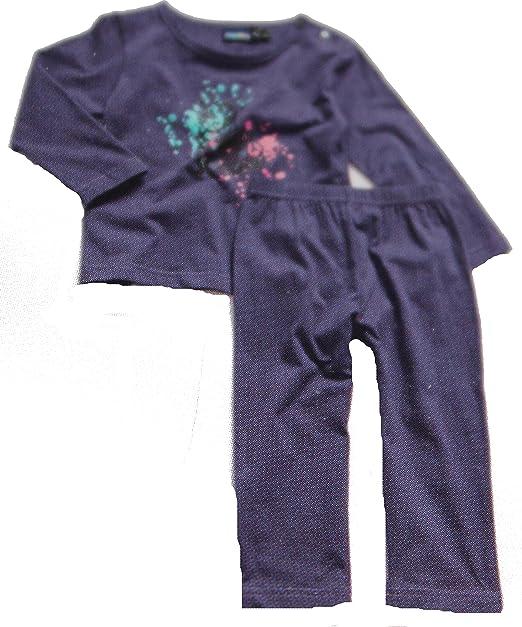 lupilu - Pijamas Enteros - para bebé niña Morado 62 cm: Amazon.es: Ropa y accesorios