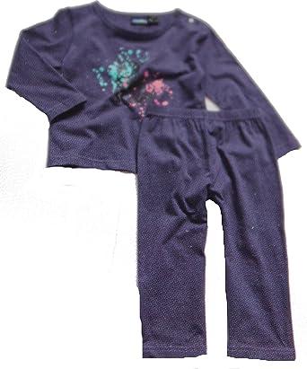 00df540756c62 lupilu - Ensemble de Pyjama - Bébé (Fille) 0 à 24 Mois - Multicolore ...