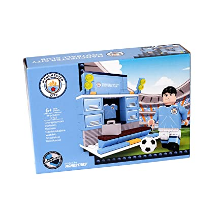Amazon.com: nanostars Manchester City Club de fútbol ...