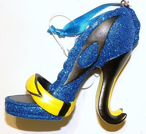 Disney World WDW Parque 2015 pista Dory Buscando a Nemo zapatos zapatillas adorno de Navidad