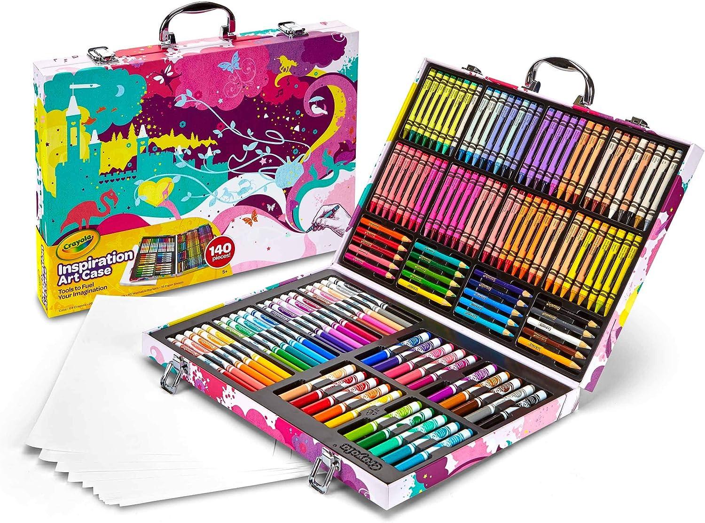 מזוודת צבעים של קריולה Crayola
