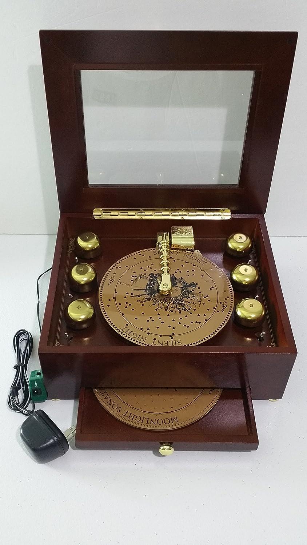 【返品?交換対象商品】 Mr Bell B0150LVE5I。クリスマスMusical Bell Symphonium Symphonium B0150LVE5I, イズモシ:3e69f55b --- arianechie.dominiotemporario.com