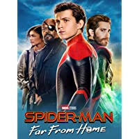 Deals on Spider-Man: Far From Home 4K UHD Digital Movie
