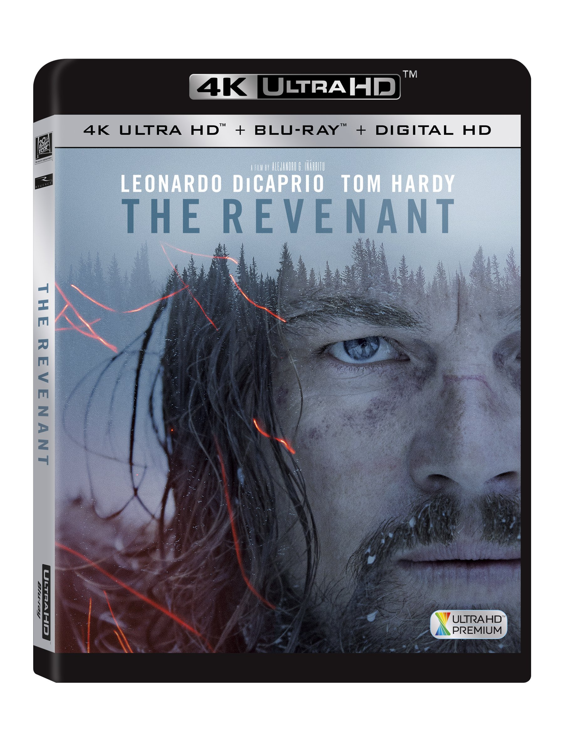 4K Blu-ray : The Revenant (Digitally Mastered in HD)