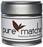 Pure Matcha, Premium Rooibos Powder